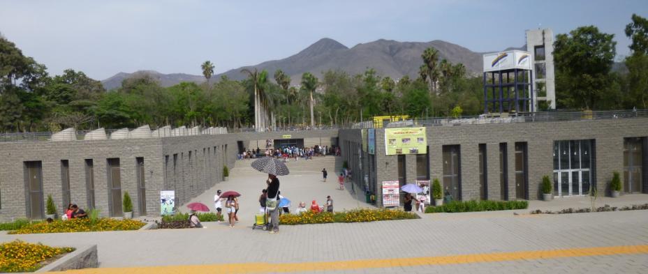 Net Lima Bienvenidos