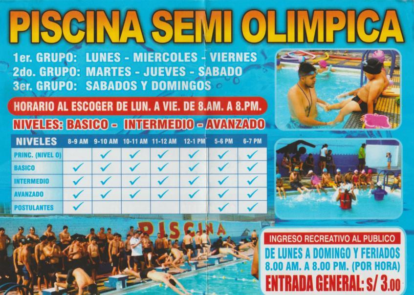 Piscina guadalupana - Red voley piscina ...